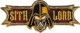 Star Wars Patch Sith Lord