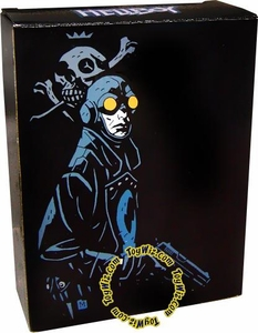 Mezco Toyz Hellboy Exclusive Action Figure The Ghost of Lobster Johnson