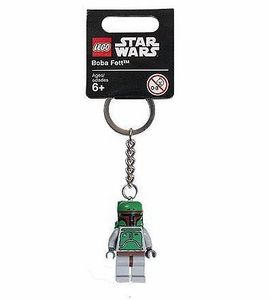 LEGO Star Wars Exclusive Keychain Boba Fett