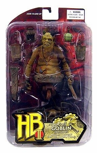Mezco Hellboy 2 The Golden Army Series 2 Action Figure Goblin