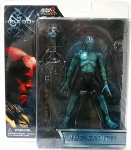Mezco Hellboy Action Figure Series 1 Abe Sapien