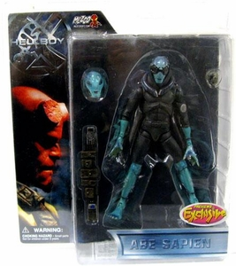 Mezco Hellboy Action Figure Preview Exclusive Abe Sapien Rare!
