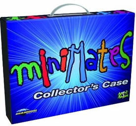 Minimates Collector's Carry Case [Includes 1 Exclusive Figure!]