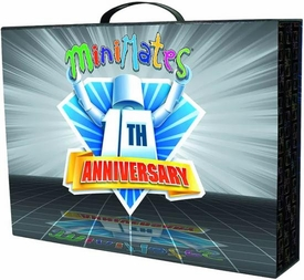 Minimates 10th Anniversary Collector's Carry Case [Includes 1 Exclusive Figure!] Pre-Order ships August