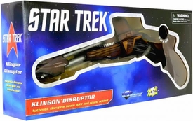 Star Trek Diamond Select Toys Klingon Disruptor