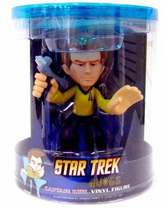 Star Trek Quogs Vinyl Figure Captain Kirk
