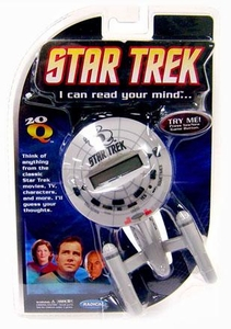 Star Trek Handheld Electronic Game 20 Questions