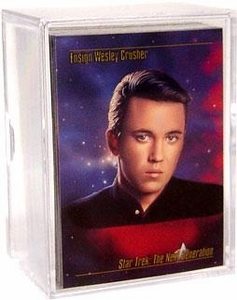 Star Trek Skybox Master Series Trading Card Set The Power of Wheaton Compels You!