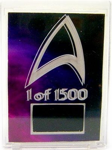 Star Trek Deep Space Nine 1 of 1500 Costume Card