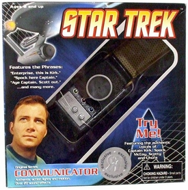 Diamond Select Toys Star Trek Exclusive Classic Communicator