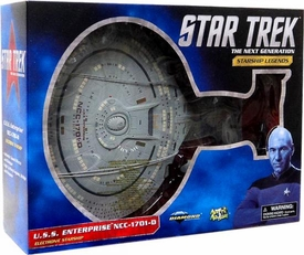 Diamond Select Toys Star Trek Deluxe Ship U.S.S. Enterprise NCC-1701-D