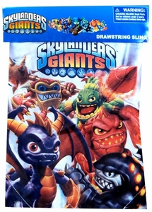 Skylanders GIANTS Drawstring Sling Bag BLOWOUT SALE!