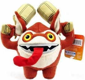 Skylanders GIANTS 7 Inch Talking Toss 'Ems Plush Trigger Happy