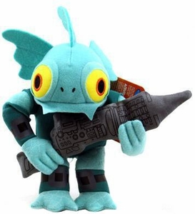 Skylanders GIANTS 7 Inch Talking Toss 'Ems Plush Gill Grunt
