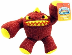 Skylanders GIANTS 7 Inch Talking Toss 'Ems Plush Eruptor