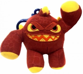 Skylanders GIANTS 4 Inch Clip-On Plush Eruptor BLOWOUT SALE!