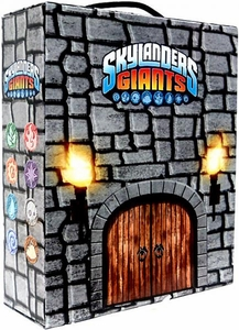 Skylanders Giants Exclusive Castle Display Case [No Figures Included!]