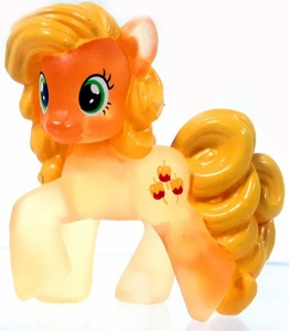 My Little Pony Friendship is Magic 2 Inch PVC Figure Series 6 Carmel Apple