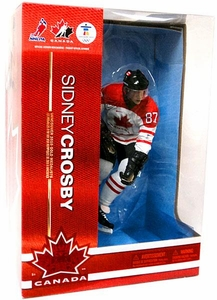 McFarlane Toys NHL Sports Picks 12 Inch Deluxe Action Figure Sidney Crosby (Team Canada)