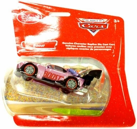 Disney Pixar Cars Exclusive 1:48 Die Cast Car Boost