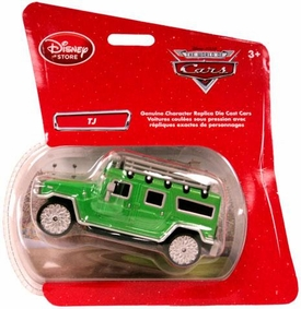 Disney Pixar Cars Exclusive 1:48 Die Cast Car TJ