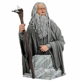 Lord of the Rings Gentle Giant Mini Bust Gandalf