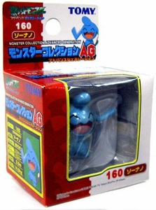 Pokemon Mini PVC Figure #160 Wobbufett