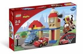 LEGO DUPLO Disney Cars Set #5828 Big Bentley