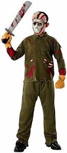 Friday the 13th Kids Costume Jason Blister Kit (Child-Standard Size) #17119