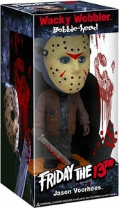 Funko Friday The 13th Wacky Wobbler Bobble Head Jason Voorhees