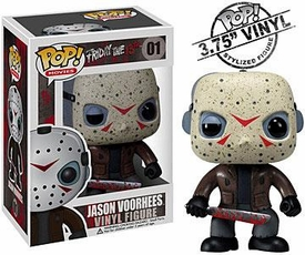 Funko POP! Friday the 13th Vinyl Figure Jason Voorhees New!