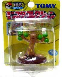 Pokemon Mini PVC Figure #185 Sudowoodo