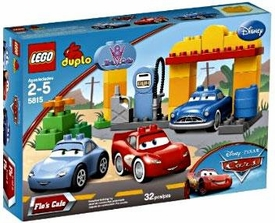 LEGO DUPLO Disney Cars Set #5815 Flo's Cafe