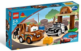 LEGO DUPLO Disney Cars Set #5814 Mater's Yard