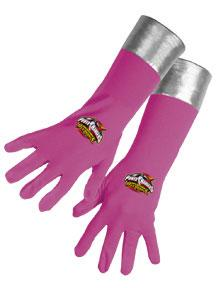 Power Rangers Operation Overdrive #18654 Pink Ranger Gloves