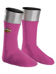 Power Rangers Operation Overdrive #18659 Pink Ranger Boot Covers