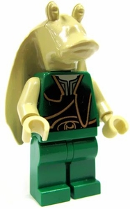 LEGO Star Wars LOOSE Mini Figure Gungan Soldier