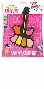 Hi HI Puffy Ami Yumi Kids Costume Ami Make-up Set #19766