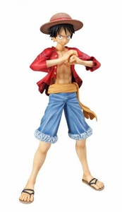 One Piece P.O.P. Portrait of Pirates 1/8 Scale Figure Monkey D. Luffy [New World]