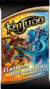 Kaijudo Trading Card Game Clash of the Duel Masters Booster Pack