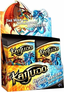Kaijudo Clash of the Duel Masters Booster BOX [24 Packs] BLOWOUT SALE!