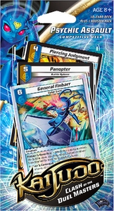 Kaijudo Clash of the Duel Masters Competitive Deck Psychic Assault BLOWOUT SALE!