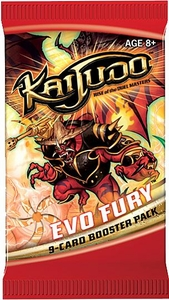 Kaijudo Trading Card Game Evo Fury Booster Pack