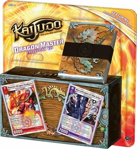 Kaijudo Trading Card Game Dragon Master Collection Kit