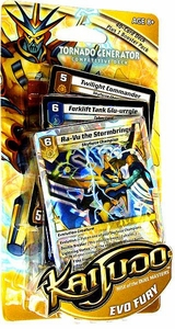 Kaijudo Evo Fury Competitive Deck Tornado Generator BLOWOUT SALE!