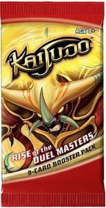 Kaijudo Trading Card Game Core Set Booster Pack