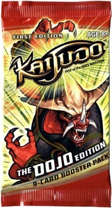 Kaijudo Trading Card Game Dojo Edition Booster Pack