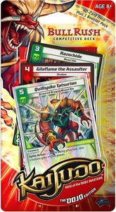 Kaijudo Competitive Deck Dojo Bull Rush BLOWOUT SALE!
