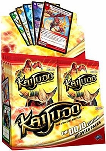 Kaijudo Trading Card Game Dojo Edition Booster Box [24 Packs]
