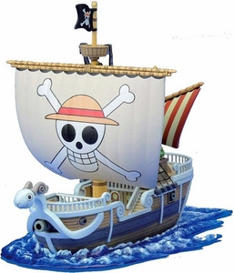 One Piece Bandai Grand Ship Collection 5 Inch Model Ship Going Merry